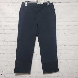 🔥HP🔥 J. Crew NWT Size 6 Favorite Fit Pant Navy